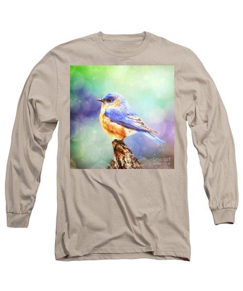 Silent Reverie Long Sleeve T-Shirt