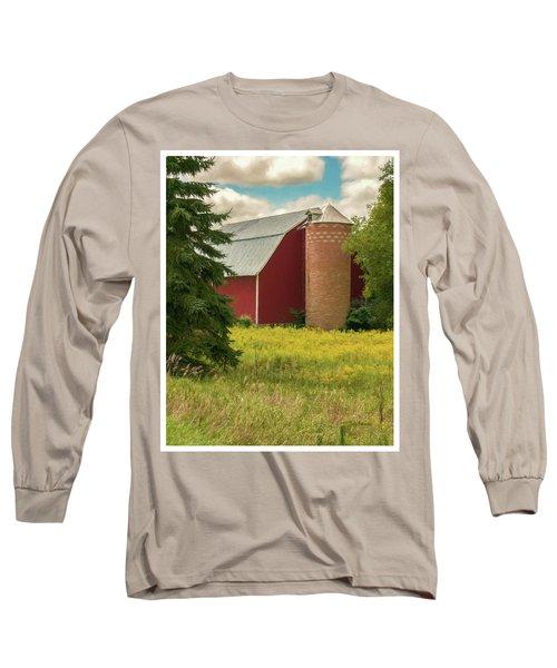 Silent Sentry Long Sleeve T-Shirt