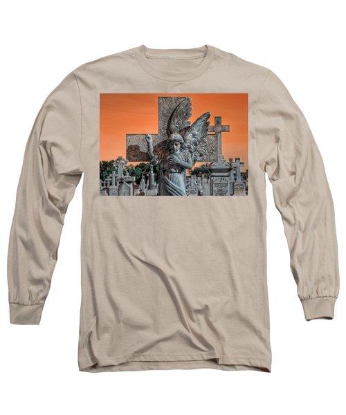 Silent Vigil Long Sleeve T-Shirt