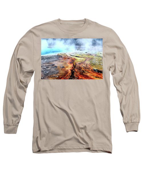 Silex Hot Springs Long Sleeve T-Shirt