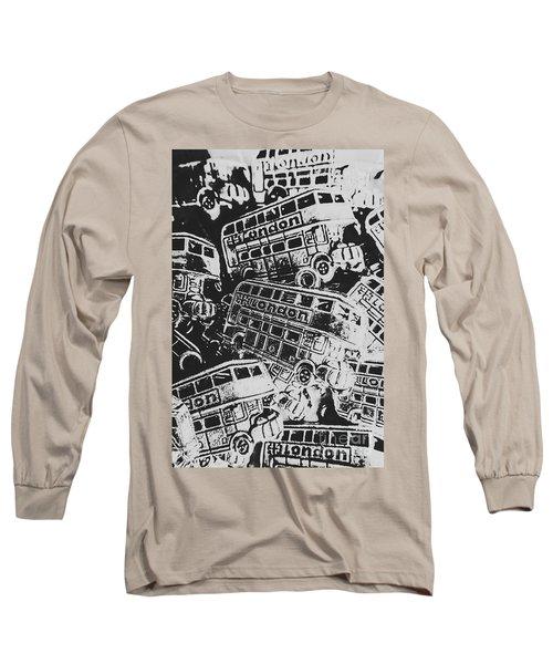 Silver City Long Sleeve T-Shirt