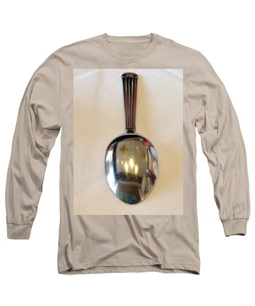 Silver Reflections Long Sleeve T-Shirt