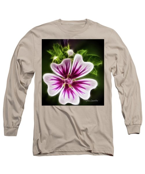 Simple Beauty Long Sleeve T-Shirt by Joann Copeland-Paul