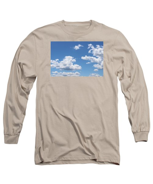 Simple  Long Sleeve T-Shirt