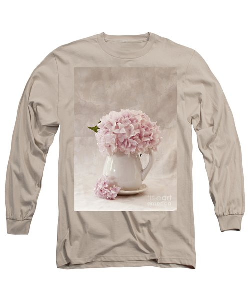 Simplicity Long Sleeve T-Shirt by Sherry Hallemeier