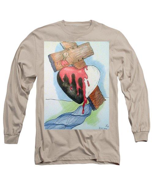 Sin Washer Long Sleeve T-Shirt
