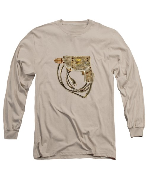 Sioux Drill Motor 1/4 Inch Long Sleeve T-Shirt