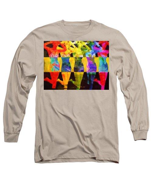 Sistas Long Sleeve T-Shirt