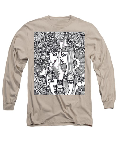 Sisters - Ink Long Sleeve T-Shirt
