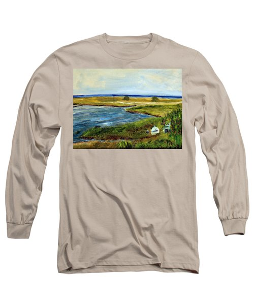 Sit Yourself Down Long Sleeve T-Shirt