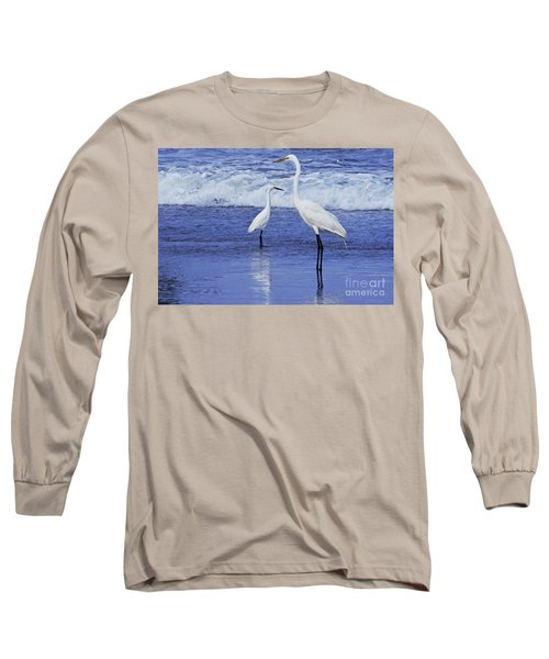 Sizing Things Up Long Sleeve T-Shirt