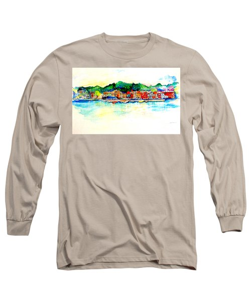Skaneatelels Ny Long Sleeve T-Shirt