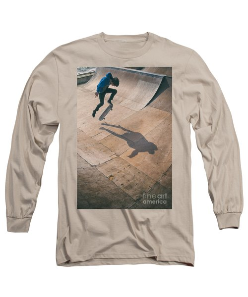 Skater Boy 001 Long Sleeve T-Shirt