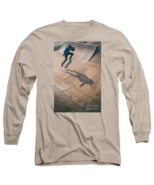 Skater Boy 001 Long Sleeve T-Shirt