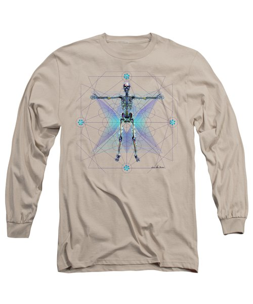 Skeletal System Long Sleeve T-Shirt