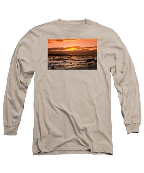 Skerries Long Sleeve T-Shirt by Martina Fagan