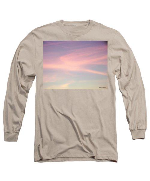 Long Sleeve T-Shirt featuring the photograph Sky Dancer by Betty Northcutt