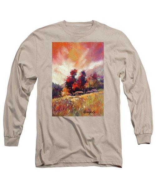 Sky Fall Long Sleeve T-Shirt