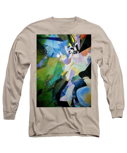 Sky Light Long Sleeve T-Shirt