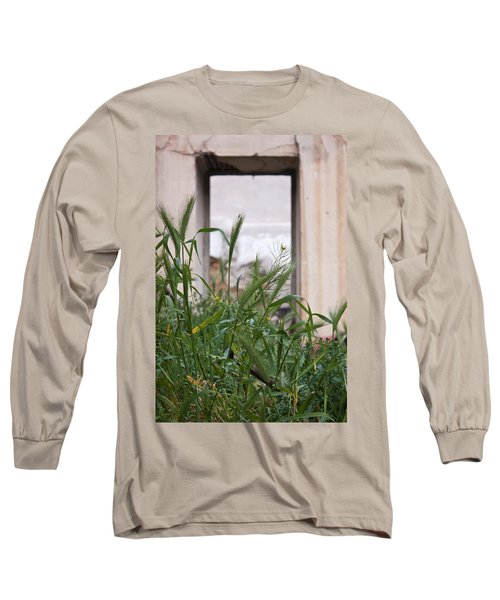 Sky Window Long Sleeve T-Shirt