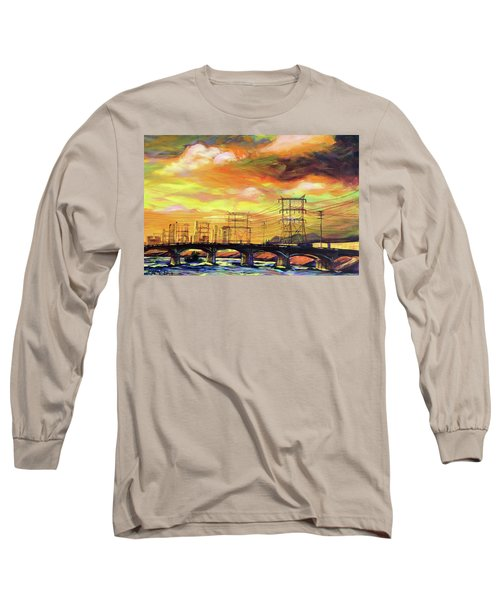 Skylines Long Sleeve T-Shirt