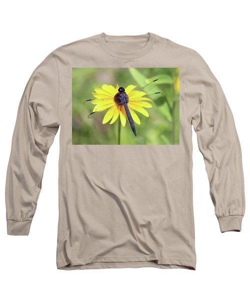 Slaty Skimmer  Long Sleeve T-Shirt