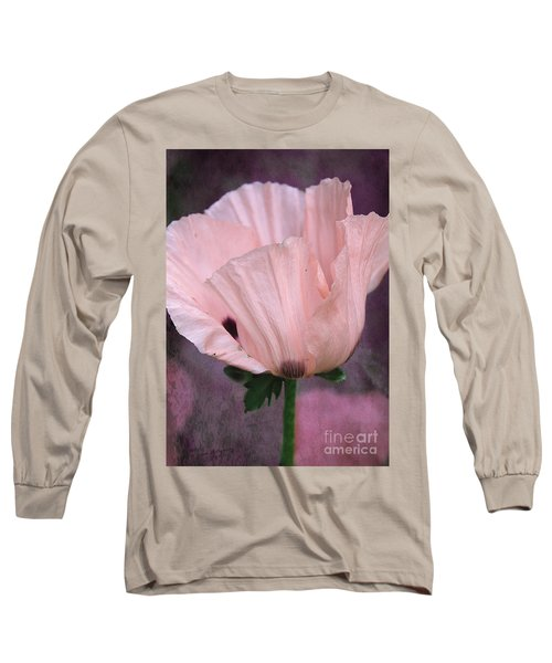 Sleeping Beauty Long Sleeve T-Shirt by Nina Silver
