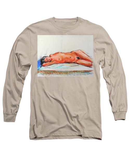 Sleepingblue Long Sleeve T-Shirt
