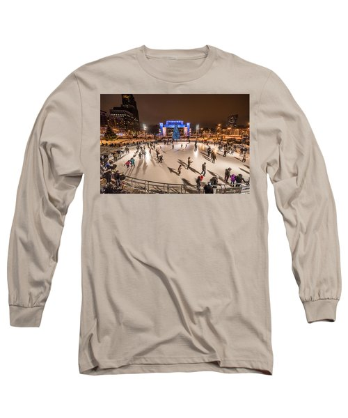 Slice Of Ice Long Sleeve T-Shirt