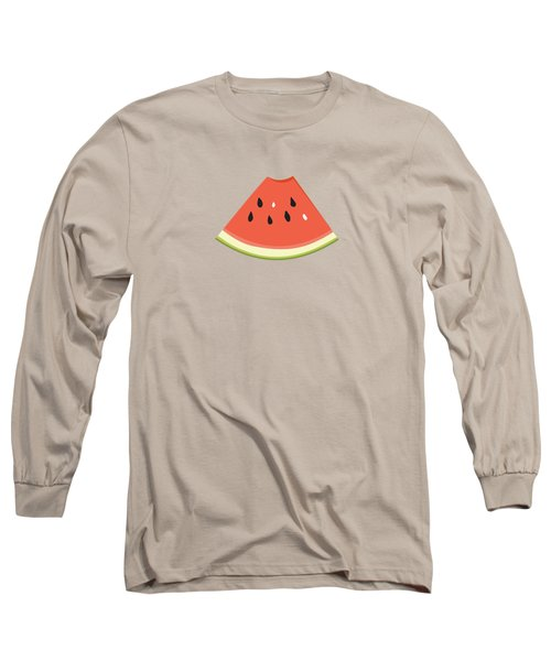 Slice Of Life Long Sleeve T-Shirt