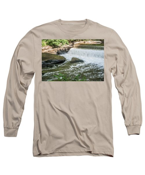 Slippery Rock Gorge -1893 Long Sleeve T-Shirt