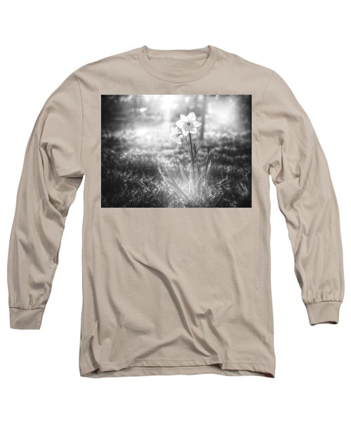 Smell Of The March Long Sleeve T-Shirt