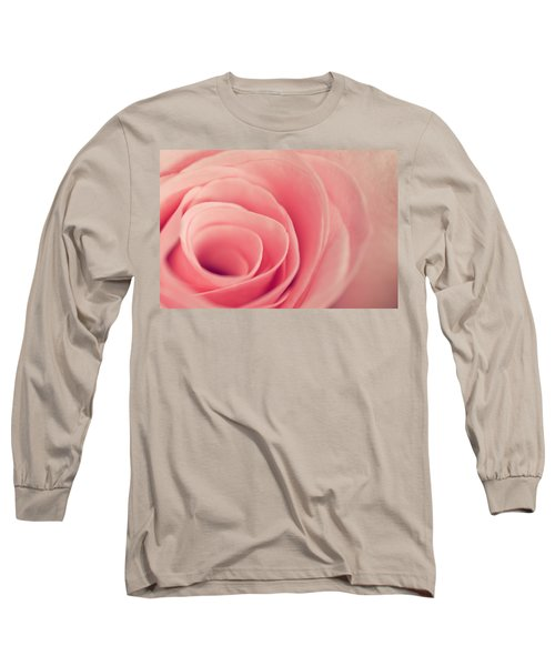 Long Sleeve T-Shirt featuring the photograph Smell The Roses by Yvette Van Teeffelen