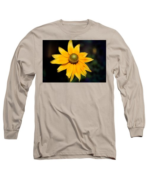 Smiling Sun Long Sleeve T-Shirt