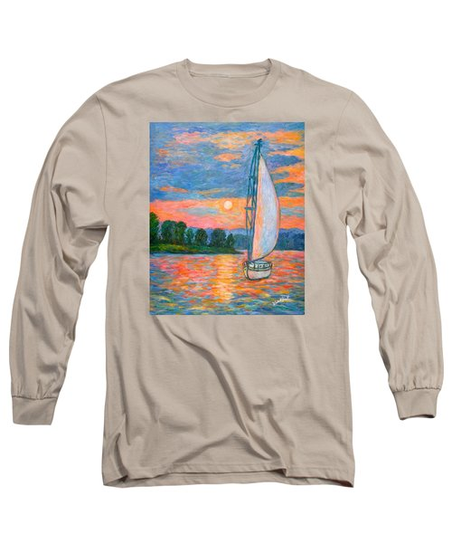 Smith Mountain Lake Long Sleeve T-Shirt