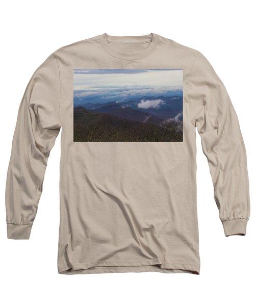 Smokey Mountains 5 Long Sleeve T-Shirt