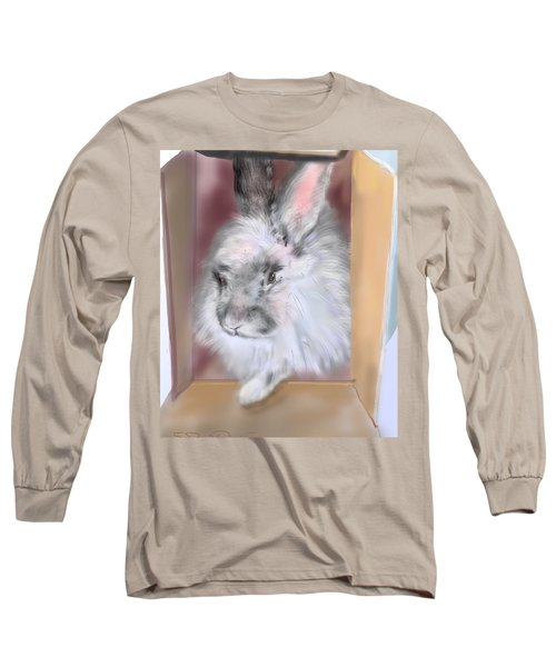 Smokeyblue Long Sleeve T-Shirt
