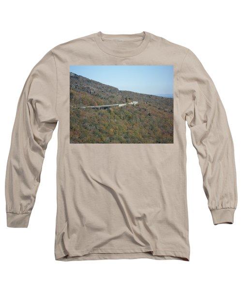 Smokies 17 Long Sleeve T-Shirt by Val Oconnor