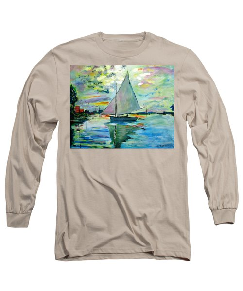 Smooth Sailing Long Sleeve T-Shirt