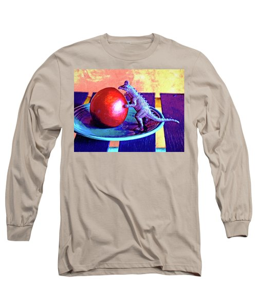 Snack Attack Long Sleeve T-Shirt
