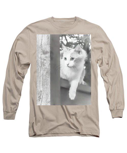 Sneak Peek Long Sleeve T-Shirt