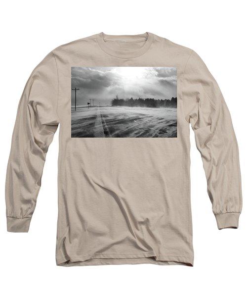 Long Sleeve T-Shirt featuring the photograph Snl-2 by Ellen Lentsch