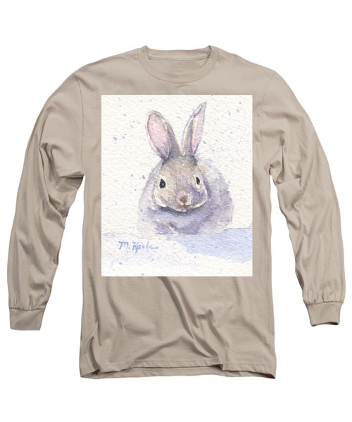 Snow Bunny Long Sleeve T-Shirt