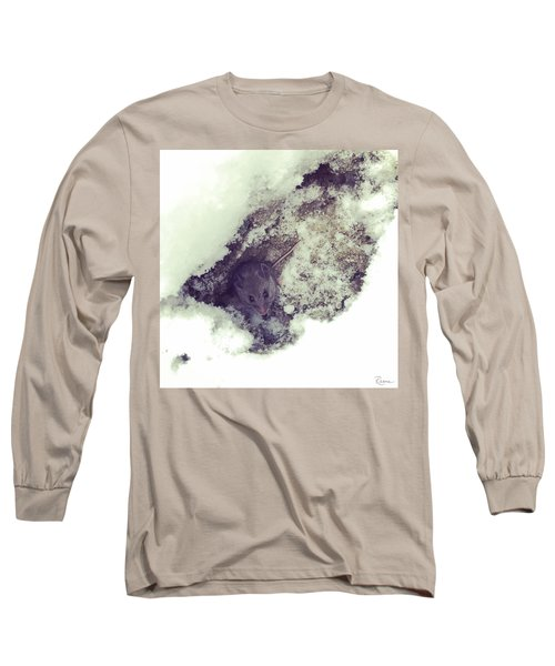 Snow Mouse Long Sleeve T-Shirt