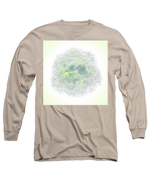 Snowball Long Sleeve T-Shirt by Robert FERD Frank