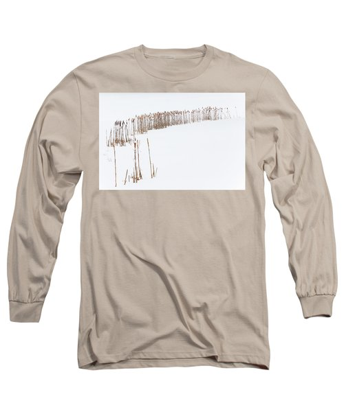 Snowfield 2 - Long Sleeve T-Shirt
