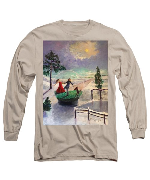 Snowglobe Long Sleeve T-Shirt