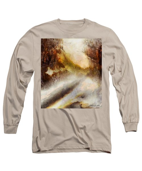 Snowy Impression Long Sleeve T-Shirt