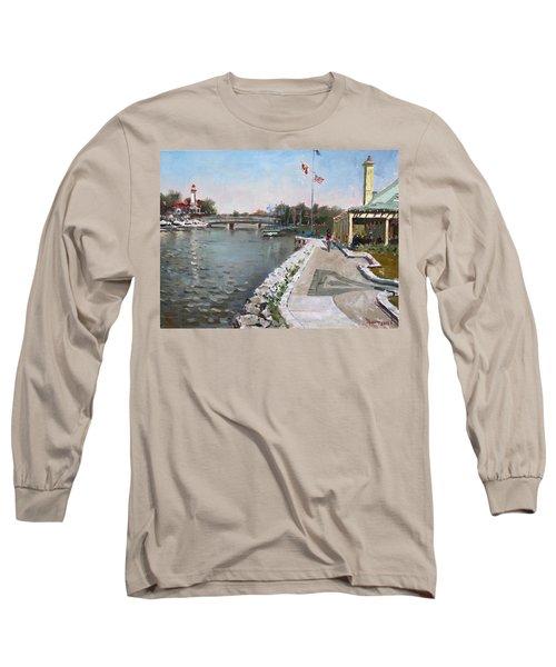 Snug Harbour Restaurant Long Sleeve T-Shirt
