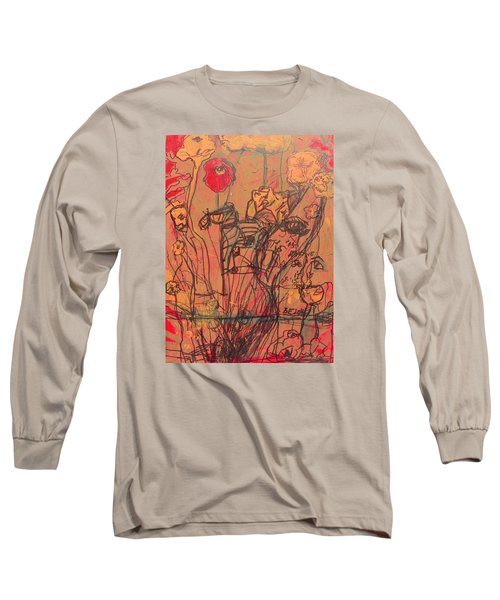 So It Is Above And So Below Long Sleeve T-Shirt